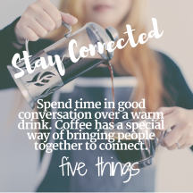 Copy of Stay Connected