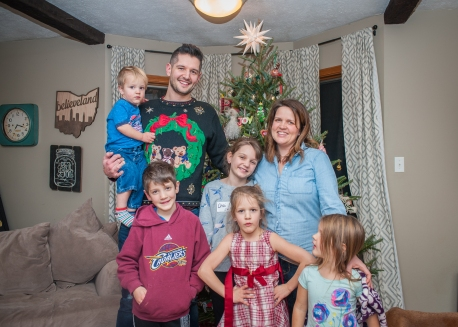 Beard Family Christmas
