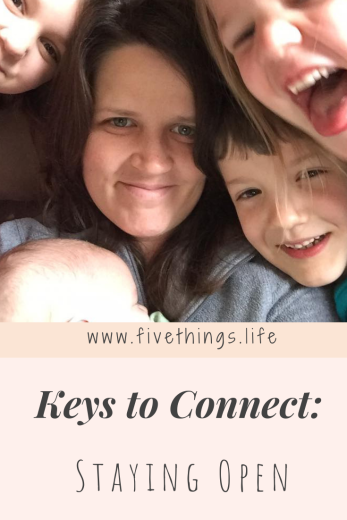 Keys to Connect Open